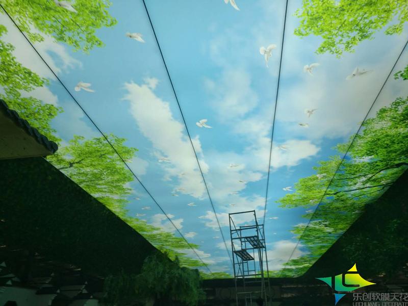 临沂生态园软膜吊顶